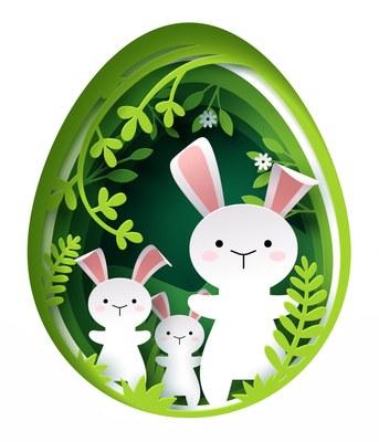 Velikonoční cesta za pokladem