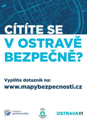 Cítíte se v Ostravě bezpečně?