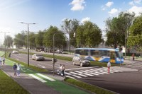 Debata o nové tramvajové trati