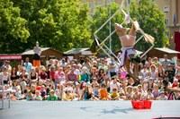 Festival Cirkulum na tři dny zaplnil Hlavní třídu