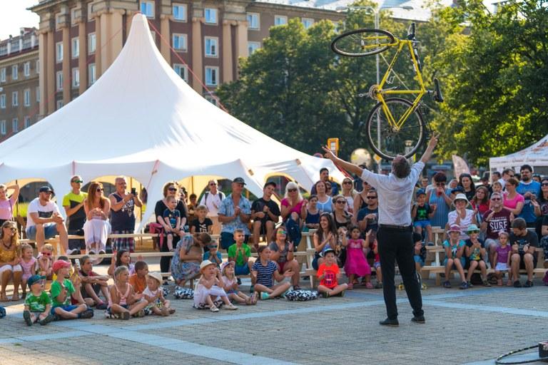 Festival Cirkulum žije. Pátý ročník se uskuteční netradičně v srpnu