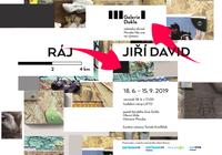 Galerie Dukla představí díla Jiřího Davida