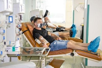 Krevní centrum hledá dárce rekonvalescentní plazmy