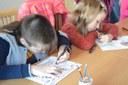 Workshopu se zúčastnily i děti
