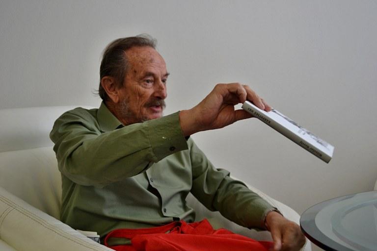 Ludvík Kunc získal cenu Josefa Vavrouška