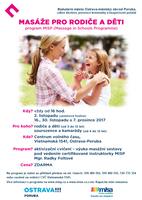 Masáže pro rodiče a děti