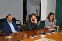Ministr Pelikán navštívil Porubu