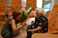 Nejstarší Porubanka oslavila 104 let