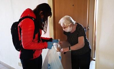 Pomoc potřebným