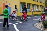 Poruba má nové dopravní hřiště
