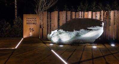 Porubský památník uspěl i v soutěži Stavba roku 2018