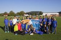 Porubští mladí atleti přivezli z mistrovství devět medailí
