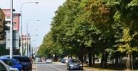 Uzavírka Hlavní třídy a Vřesinské ulice