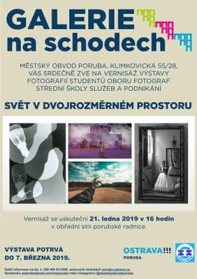 V radniční galerie představí své práce studenti oboru fotograf