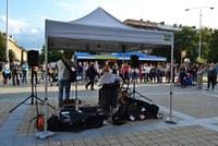 V ulicích Poruby zněl swing, blues, folk i populární hity
