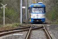 Výluka na tramvajové lince č. 5