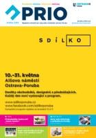 Vyšlo květnové číslo zpravodaje PRIO