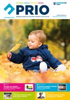 Vyšlo listopadové číslo zpravodaje PRIO