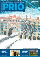 Vyšlo únorové číslo zpravodaje PRIO