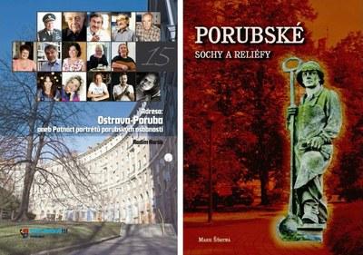 Vyšly dvě knihy o Porubě