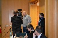 Zástupci města a dopravního podniku diskutovali s odpůrci tramvaje