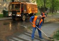Změna v čištění ulic