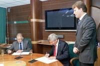 Poruba a Racibórz podepsaly deklaraci