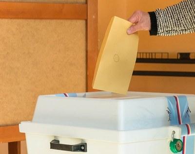 Druhé kolo volby do Senátu Parlamentu ČR