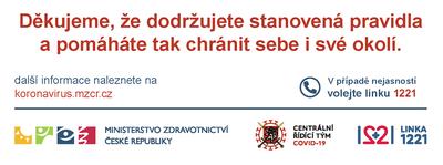 Dobrovolné antigenní testování občanů ČR