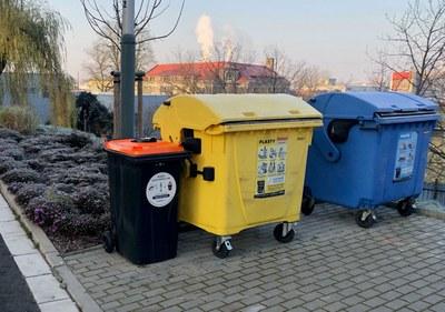 Kontejnery na použité jedlé oleje a tuky jsou už v celé Ostravě