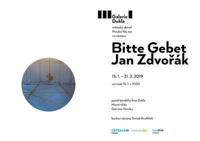 Galerie Dukla představí díla Jana Zdvořáka