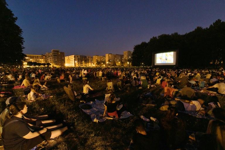 Lidé vybrali film pro letní kino