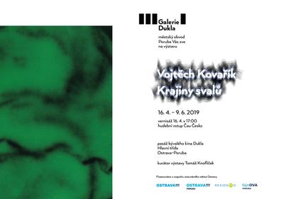 V Galerii Dukla bude vystavovat svá díla Vojtěch Kovařík