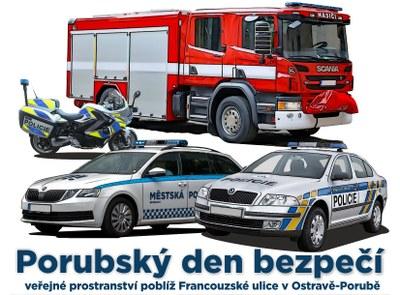 Policisté, hasiči i armáda se sejdou na Francouzské ulici