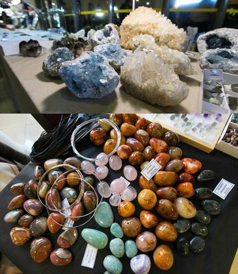 Mineralogické setkání v aule VŠB-TUO