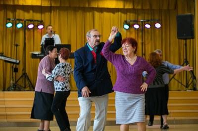 Tančírna pro dříve narozené